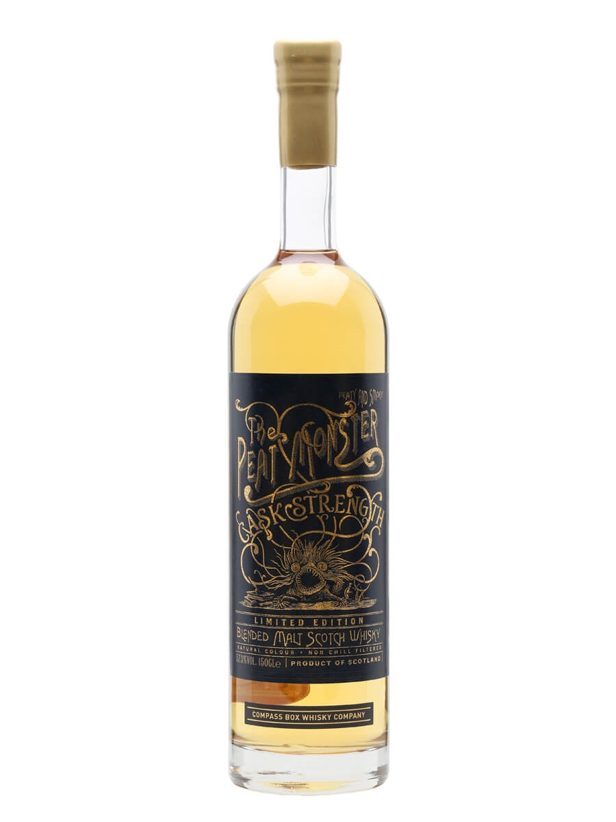 The Peat Monster Cask Strength / Magnum