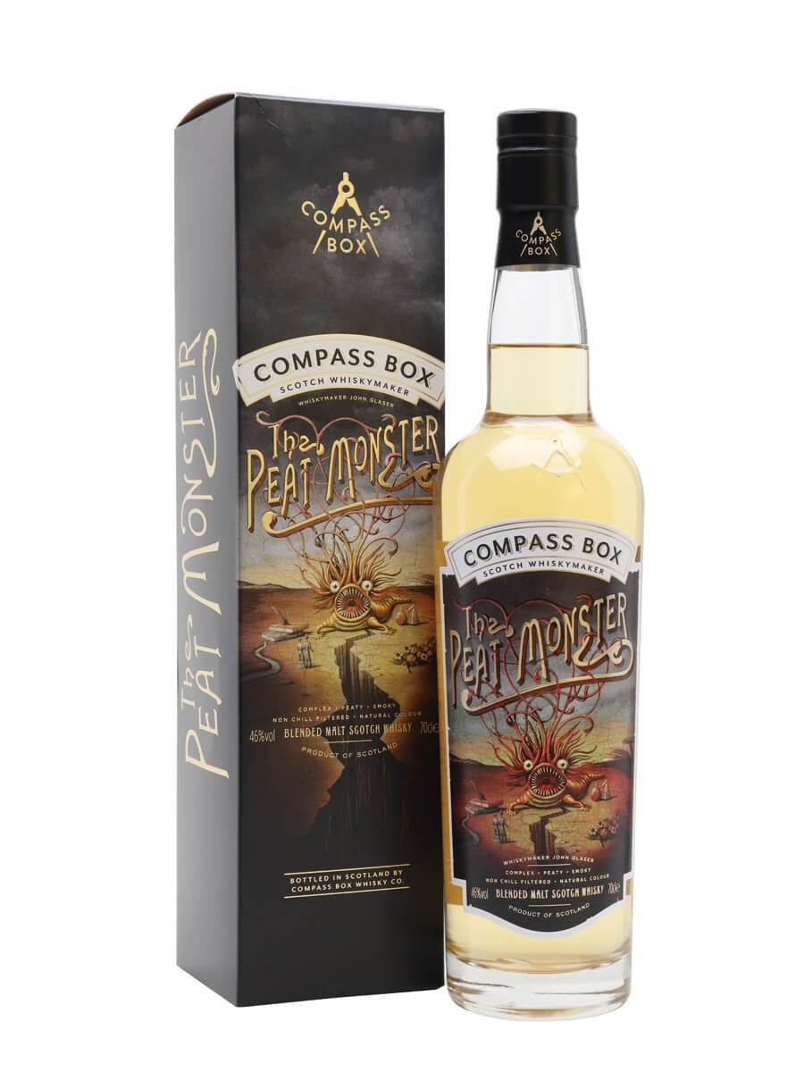 Review No.167. Compass Box Peat Monster