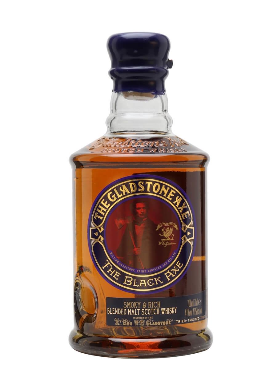Gladstone Axe Black Axe Blended Malt Scotch