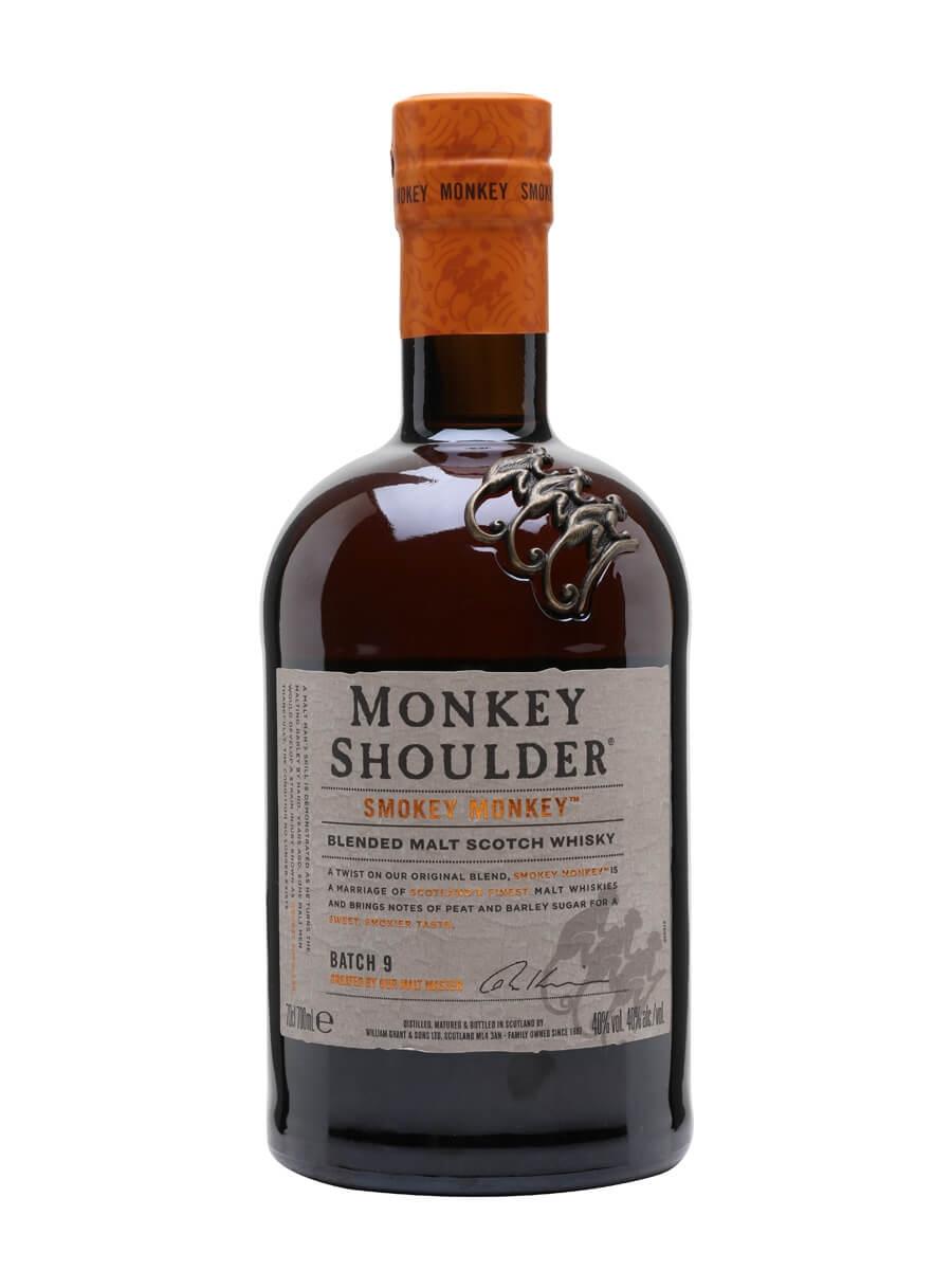 Smokey Monkey Shoulder