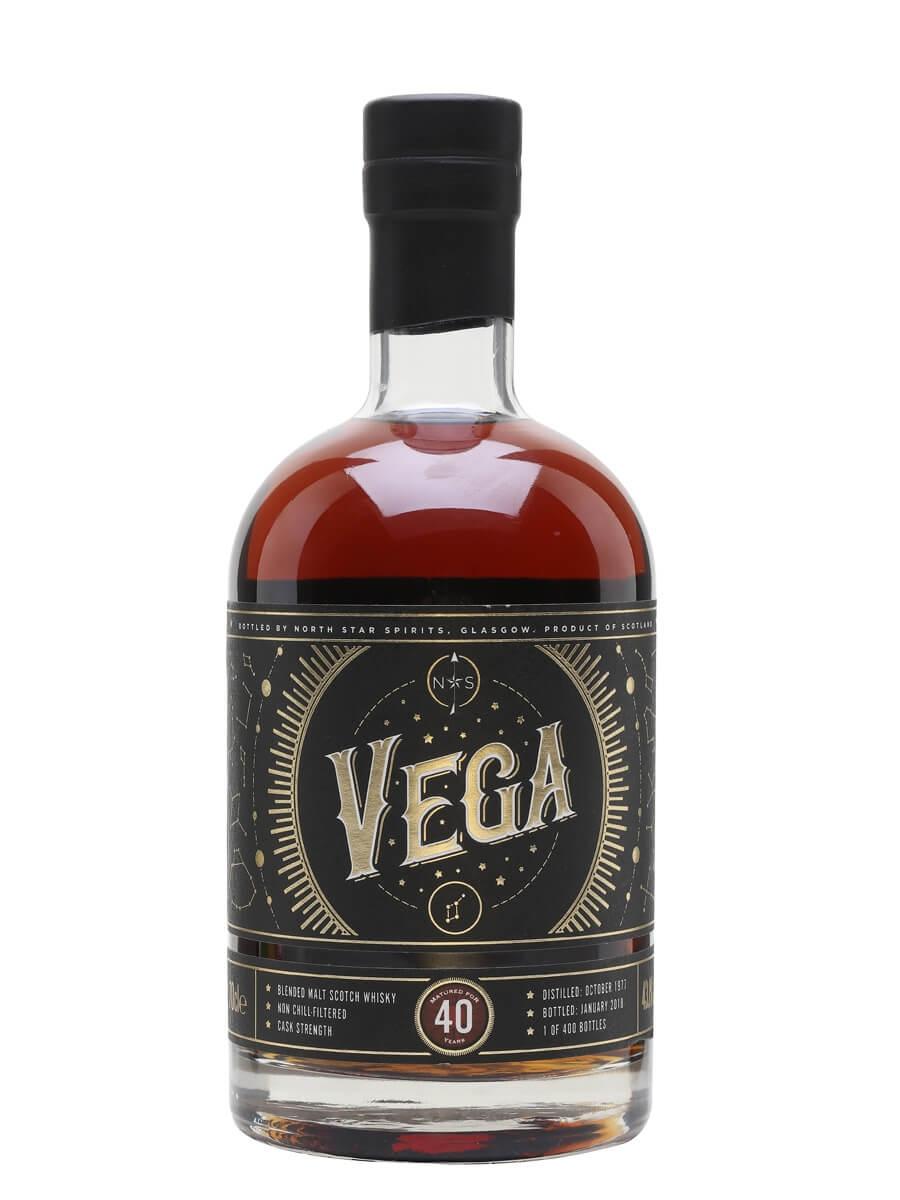 Vega Blended Malt 40 Year Old / North Star