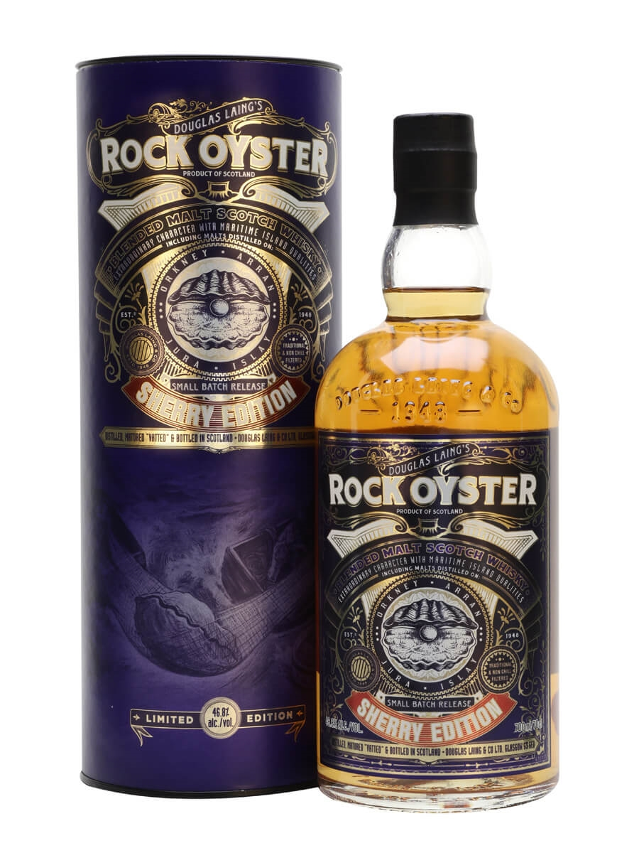 Rock Oyster Sherry Edition / Douglas Laing