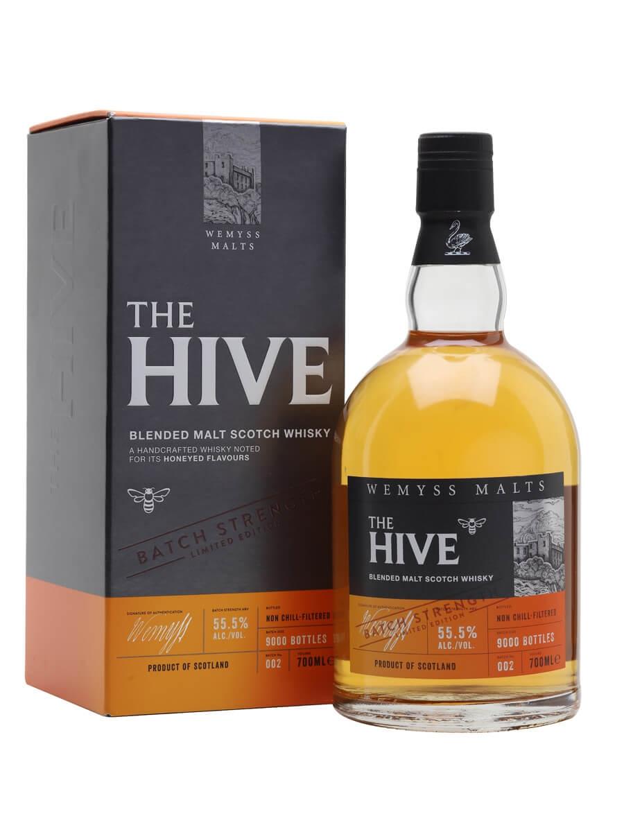 Wemyss Malts The Hive Cask Strength Batch No 002