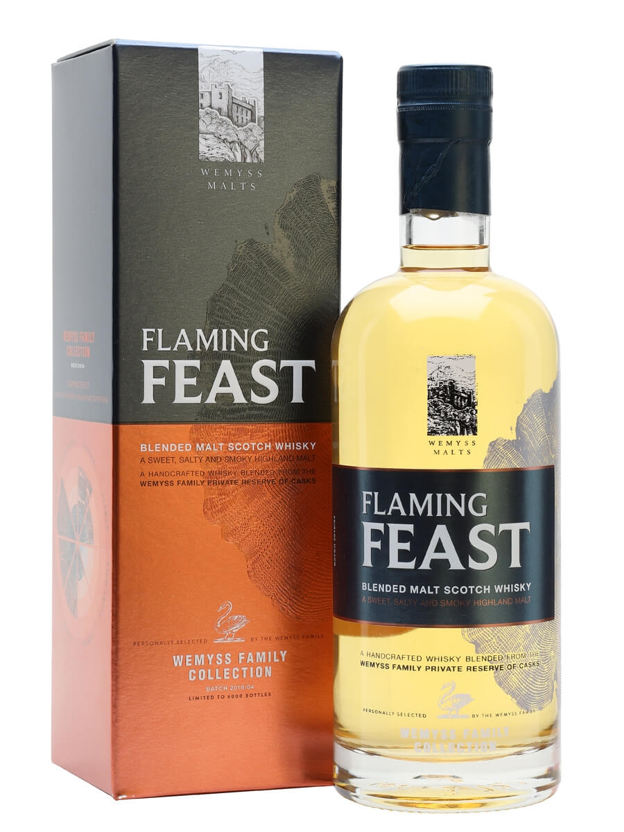 Wemyss Malts Flaming Feast / Family Collection