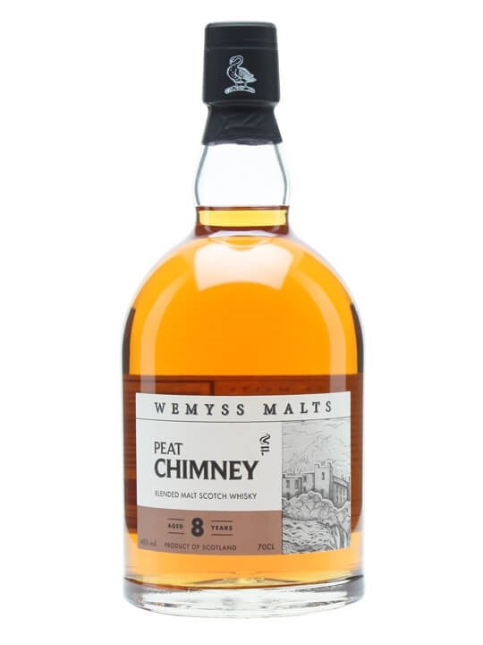 Wemyss Malts Peat Chimney 8