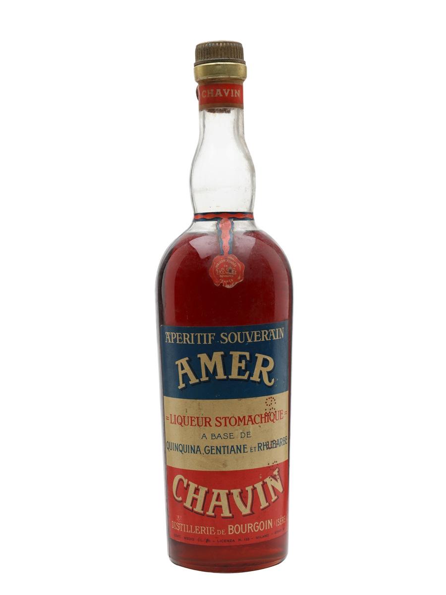 Amer Chavin / Bot.1950s