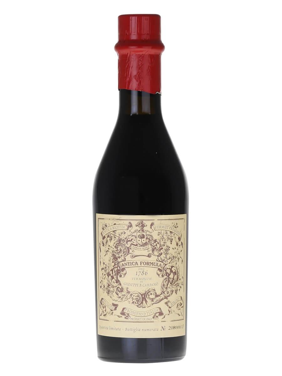 Antica Formula Carpano Vermouth / Half Bottle