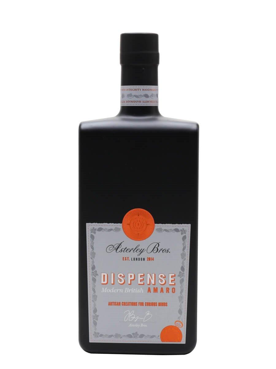 Dispense British Amaro / Asterley Bros / Half Litre