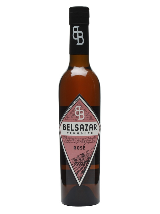 Belsazar Rose Vermouth / Half Bottle