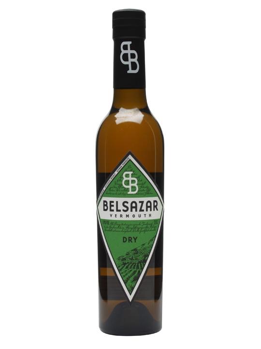 Belsazar Dry Vermouth / Half Bottle