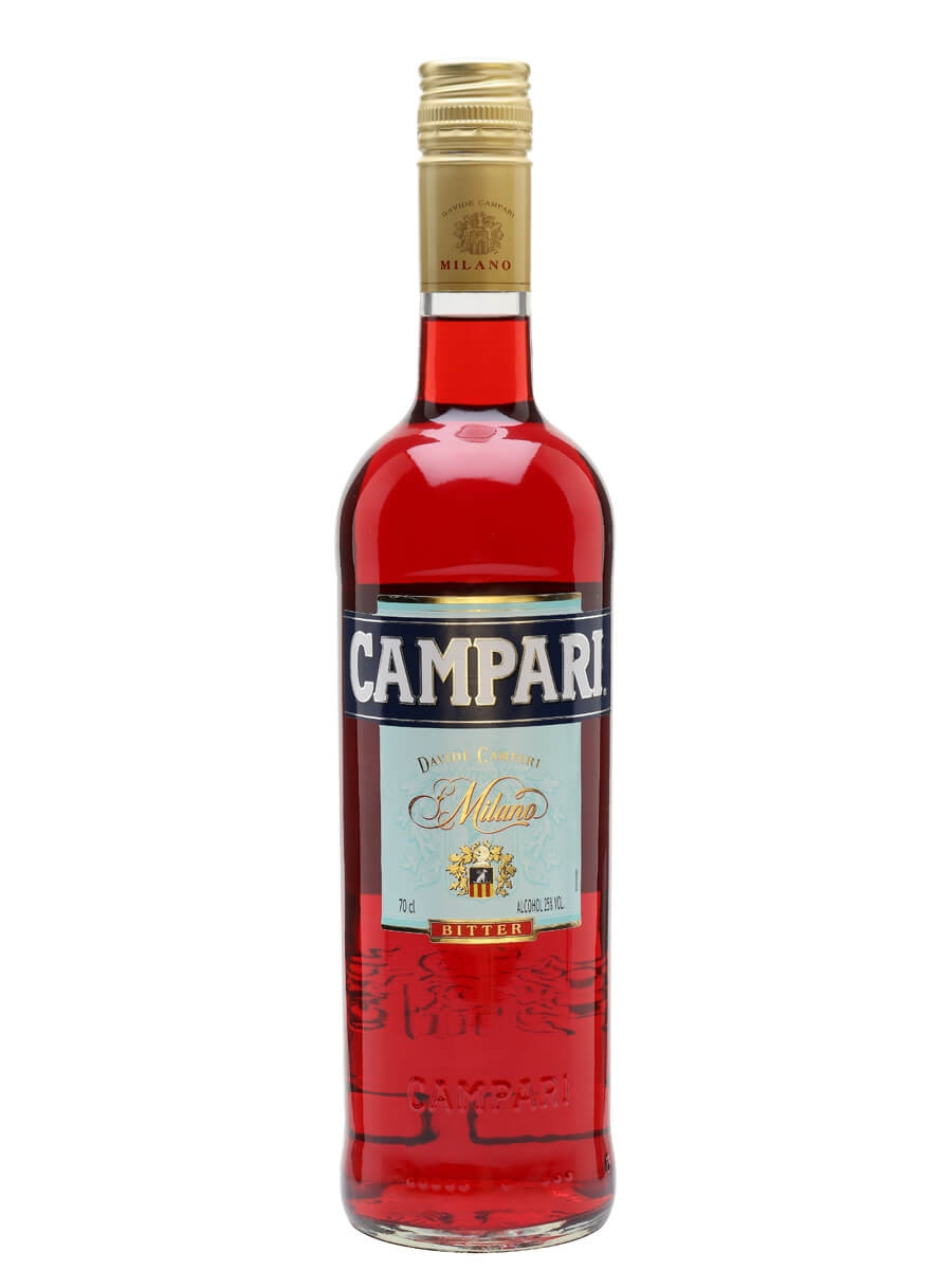 Campari – an Italian classic — The Whisky Exchange Whisky Blog