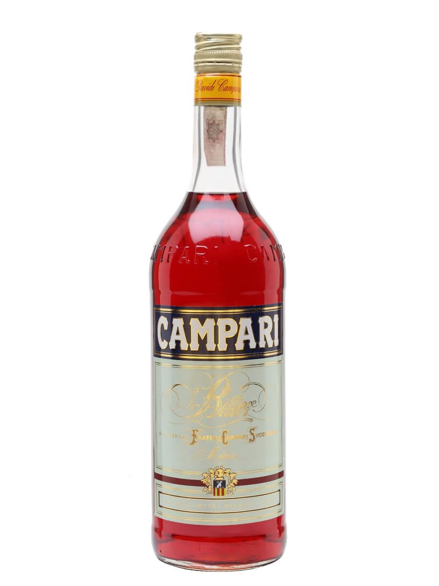 Campari Bitter / Bot.1980s