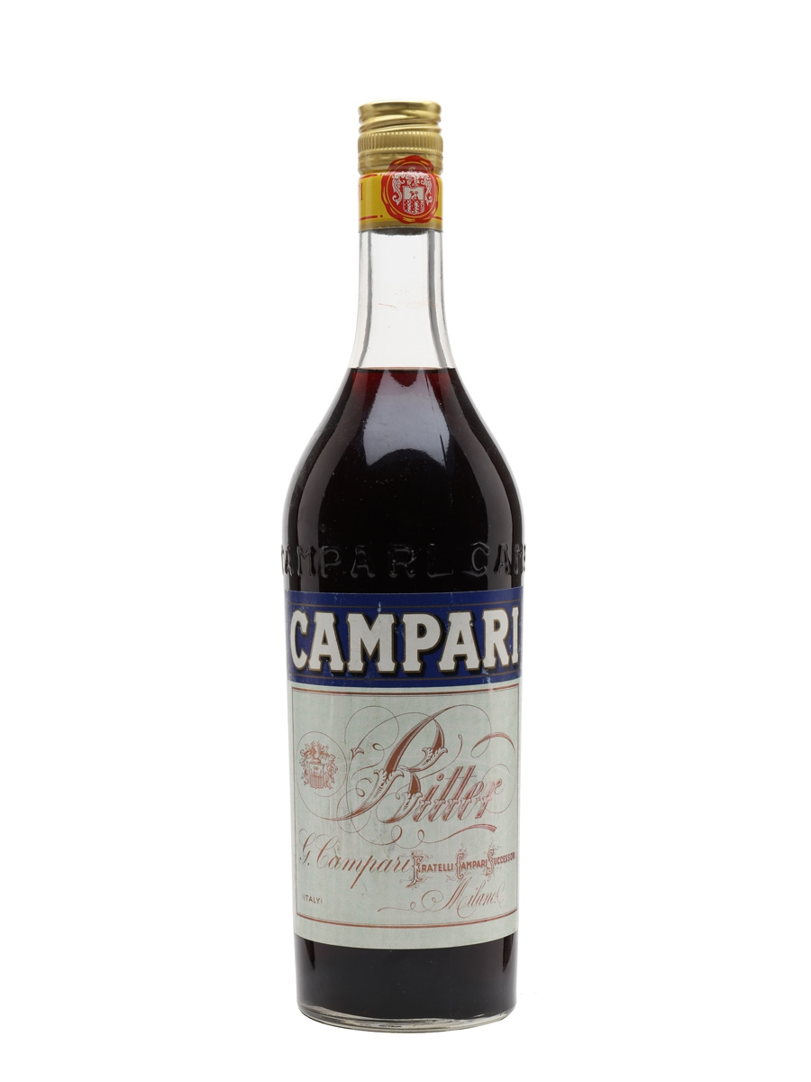 Campari Bitter / Bot.1980s / Litre