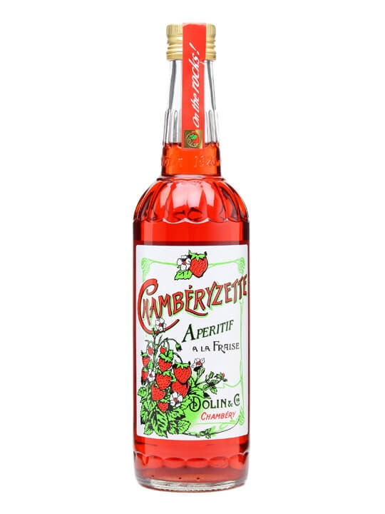 Dolin Chamberyzette Strawberry Aperitif