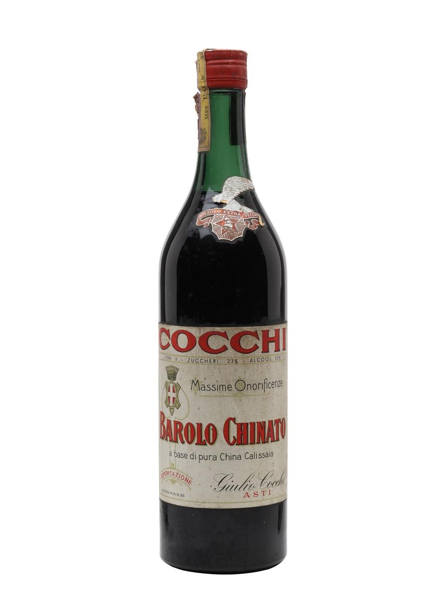 Cocchi Barolo Chinato / Bot.1960s / Litre