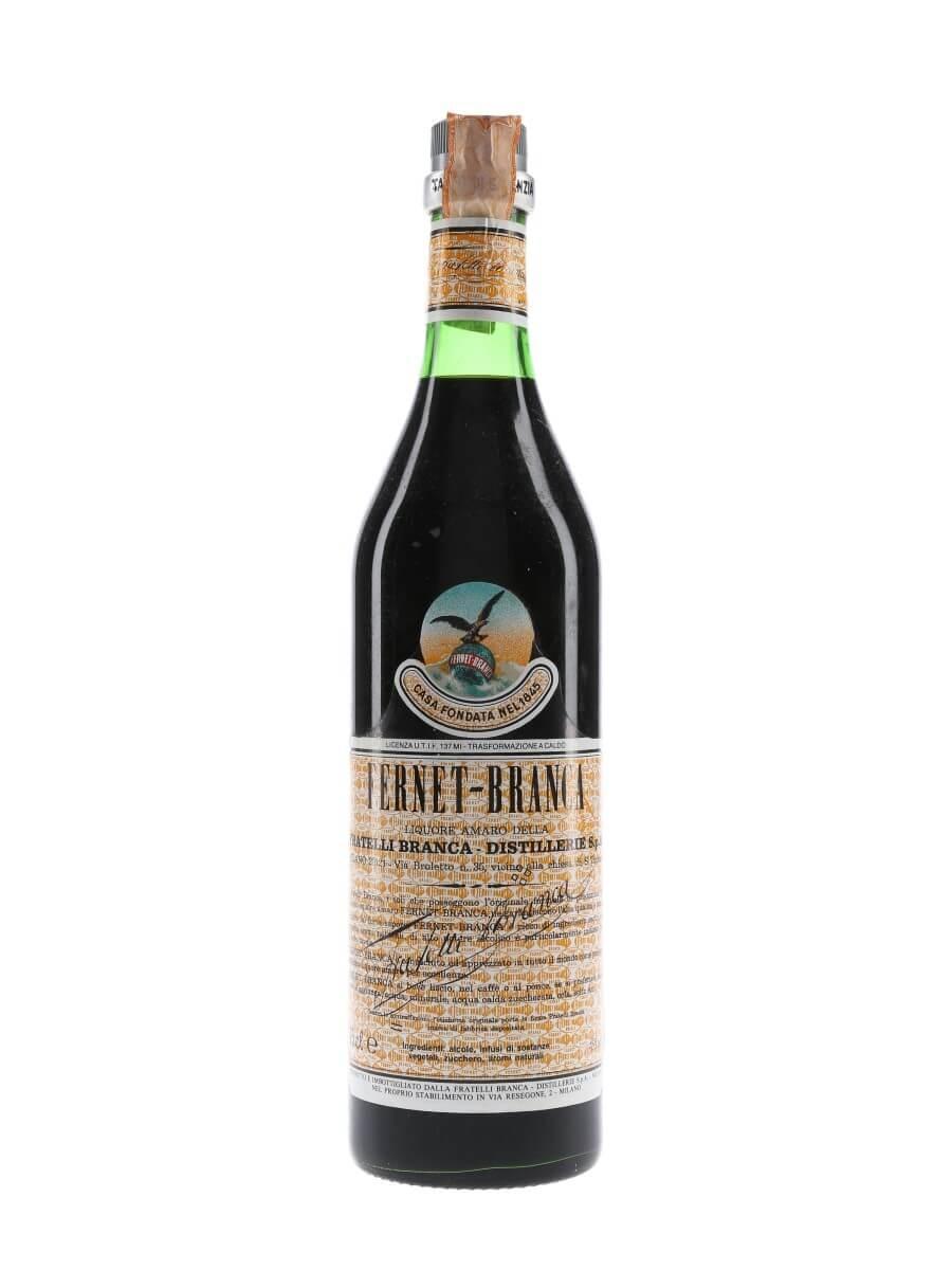 Fernet Branca / Bot.1980s