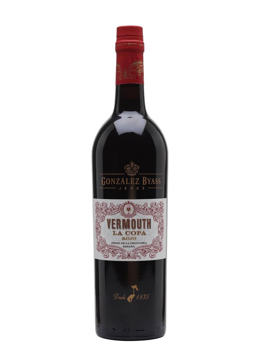 Vermouth La Copa Rojo
