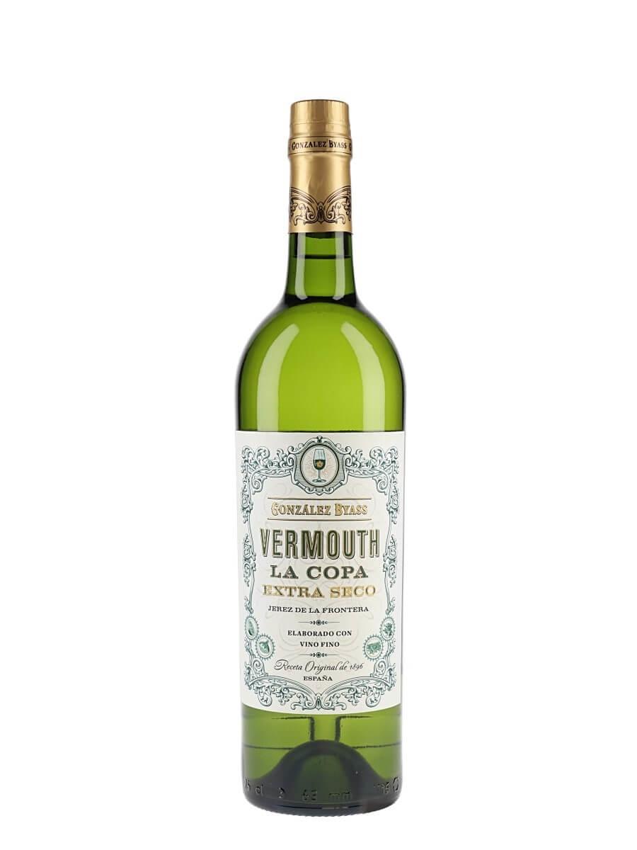 Vermouth La Copa Blanco Extra Seco