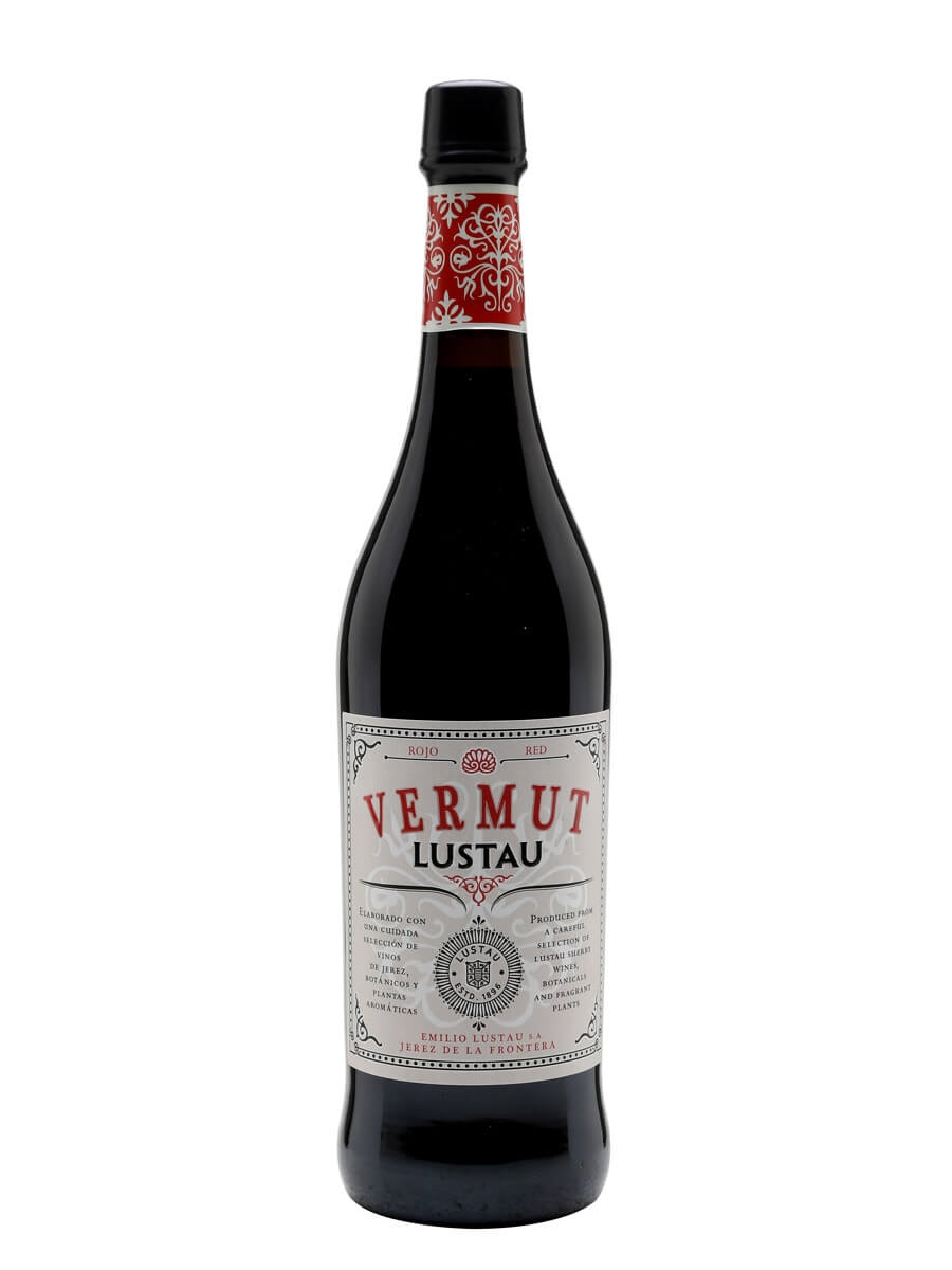 Lustau Vermut de Jerez / Red