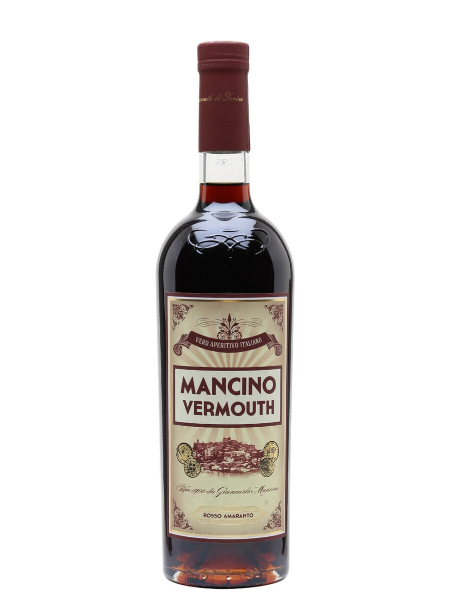 Mancino Rosso Amaranto Vermouth