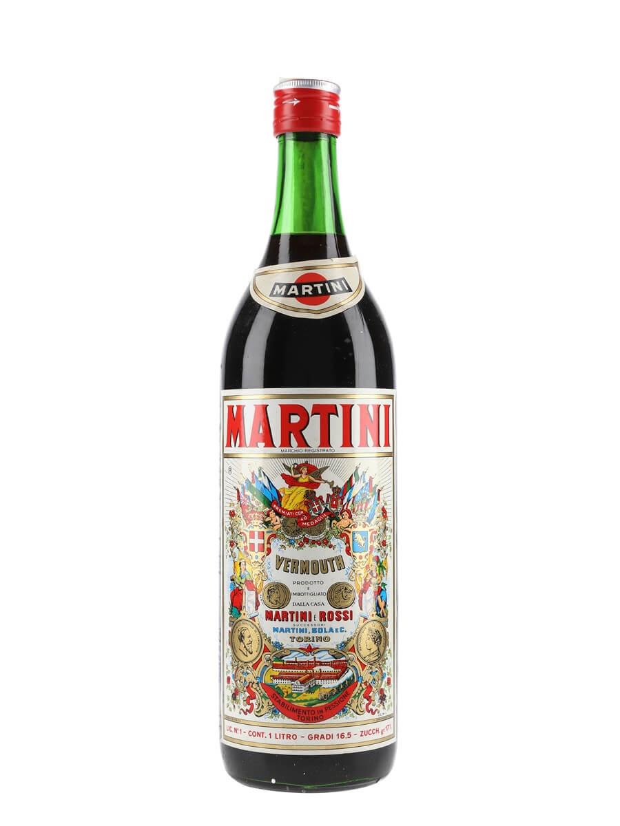 Martini Vermouth / Bot.1980s