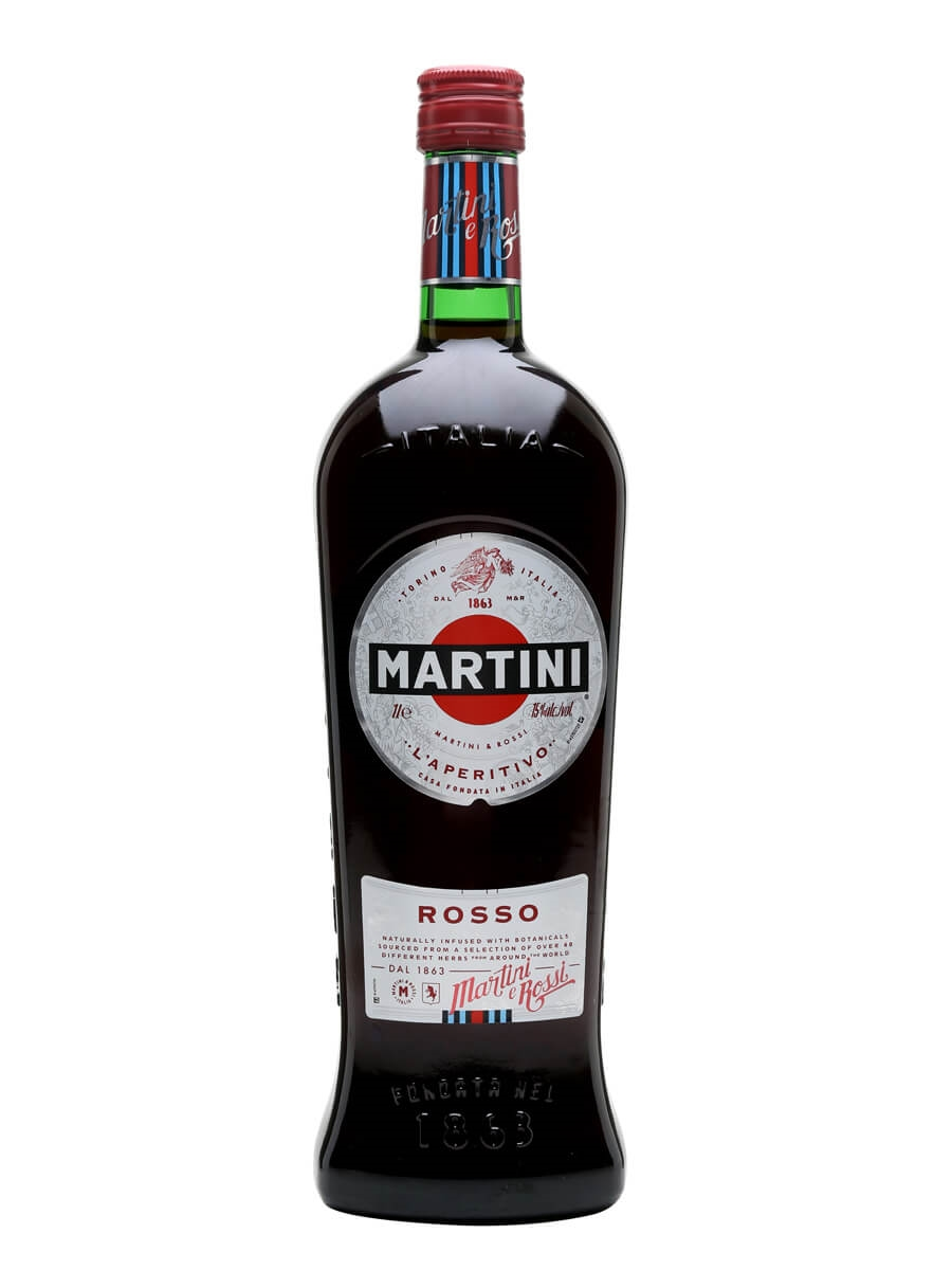 Martini Rosso : The Whisky Exchange