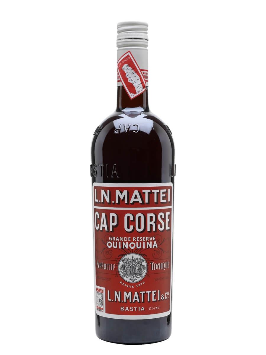 Mattei Cap Corse Grande Reserve Quinquina Rouge