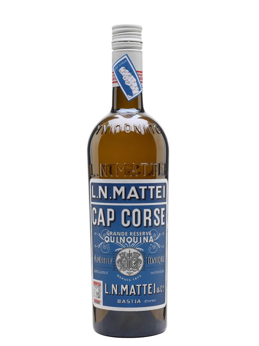 Mattei Cap Corse Grande Reserve Quinquina Blanc