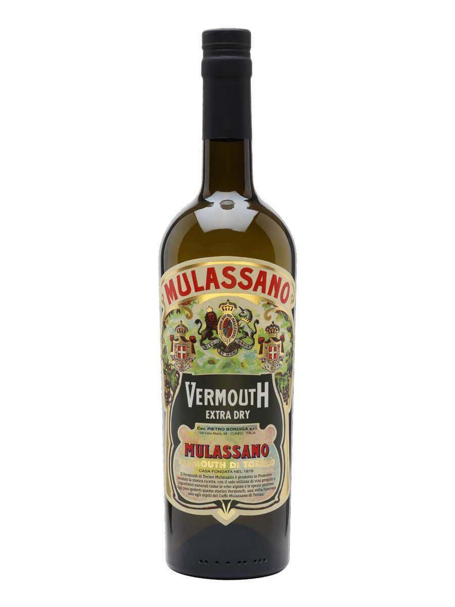 Mulassano Vermouth Dry