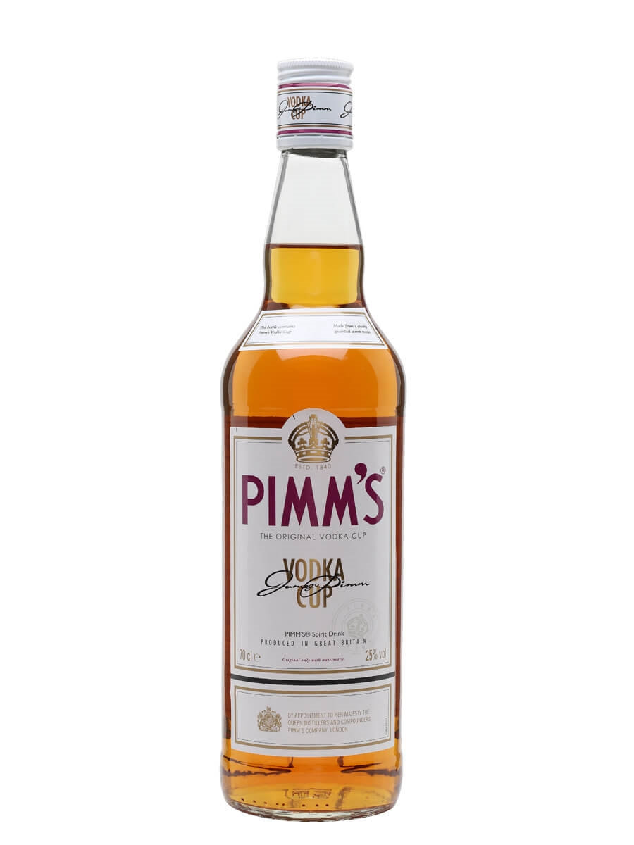 Pimm 39 s vodka cup no 6 the whisky exchange for What to mix with pimms
