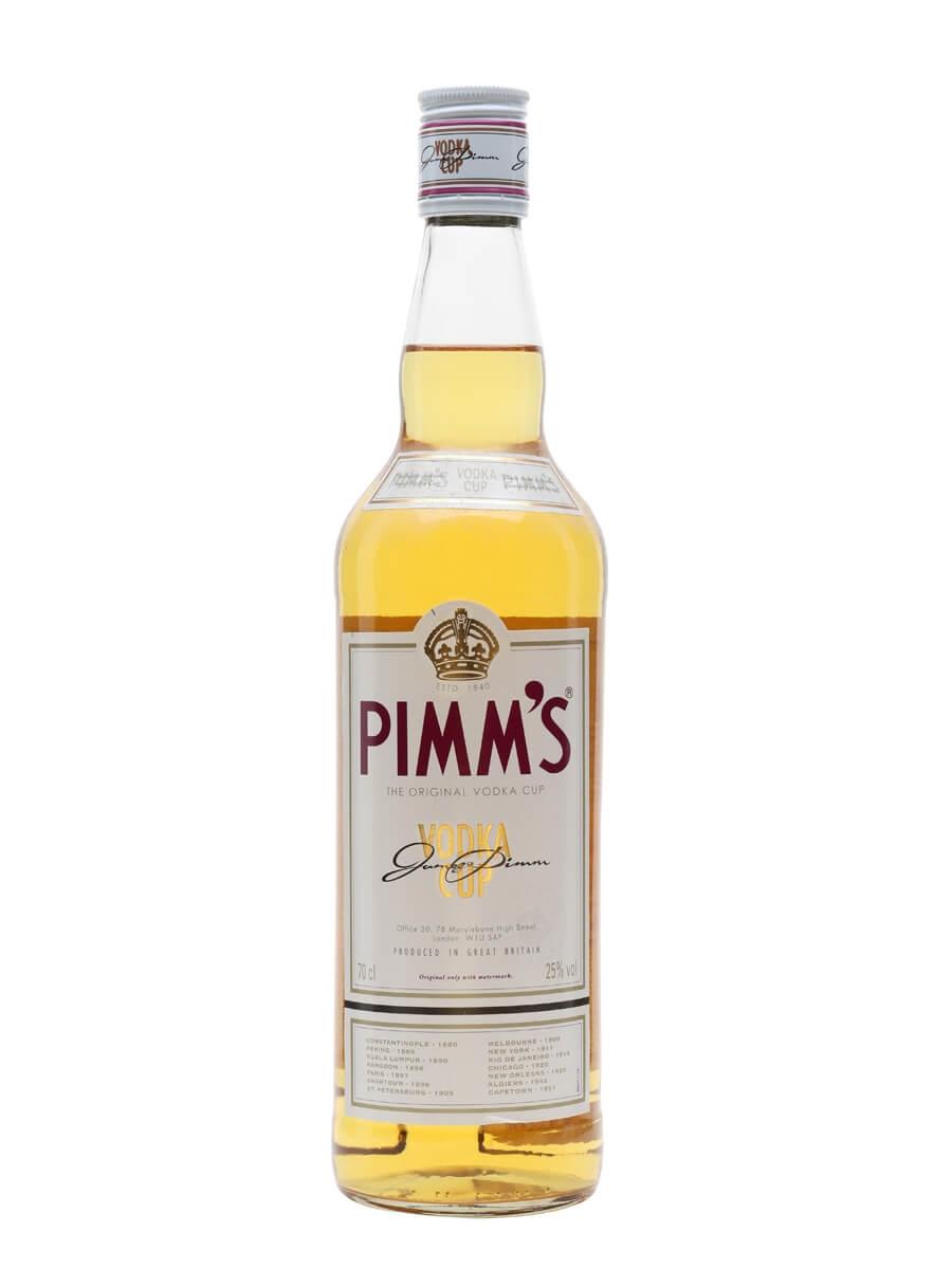 Pimm's Vodka Cup No.6