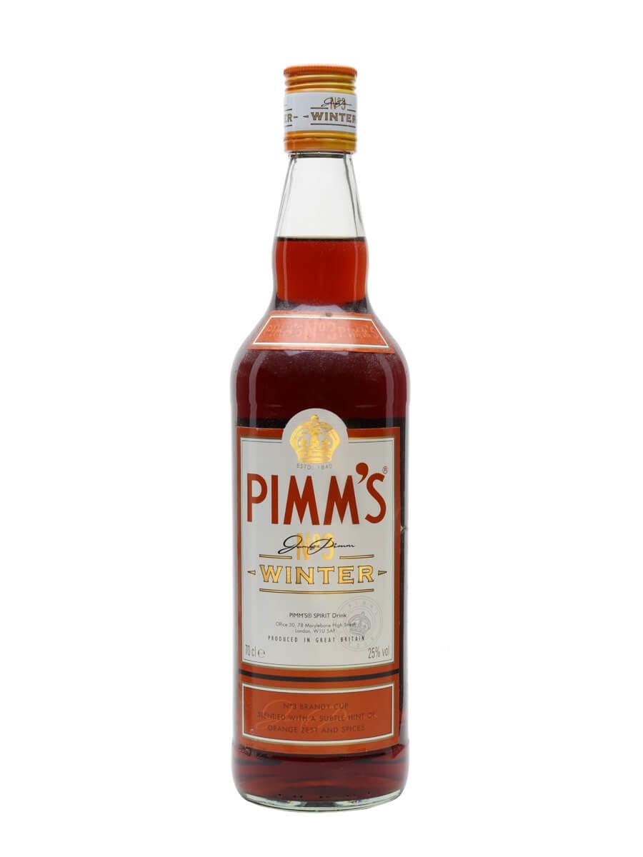 Pimms Standard Drinks