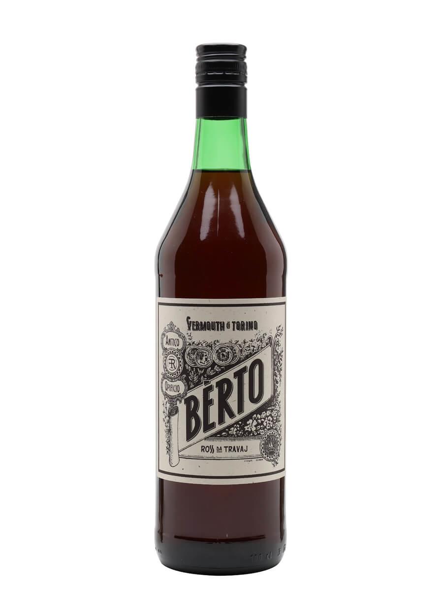 Quaglia Vermouth Berto Rosso / Litre