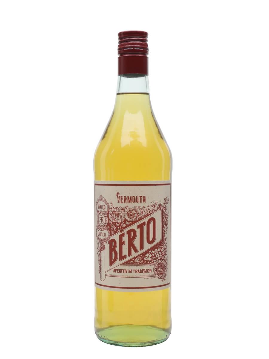 Antica Distilleria Quaglia Vermouth Berto Bianco