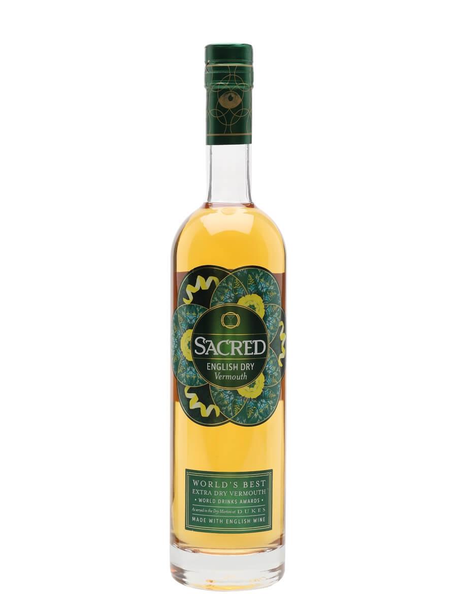 Sacred English Dry Vermouth / Half Litre