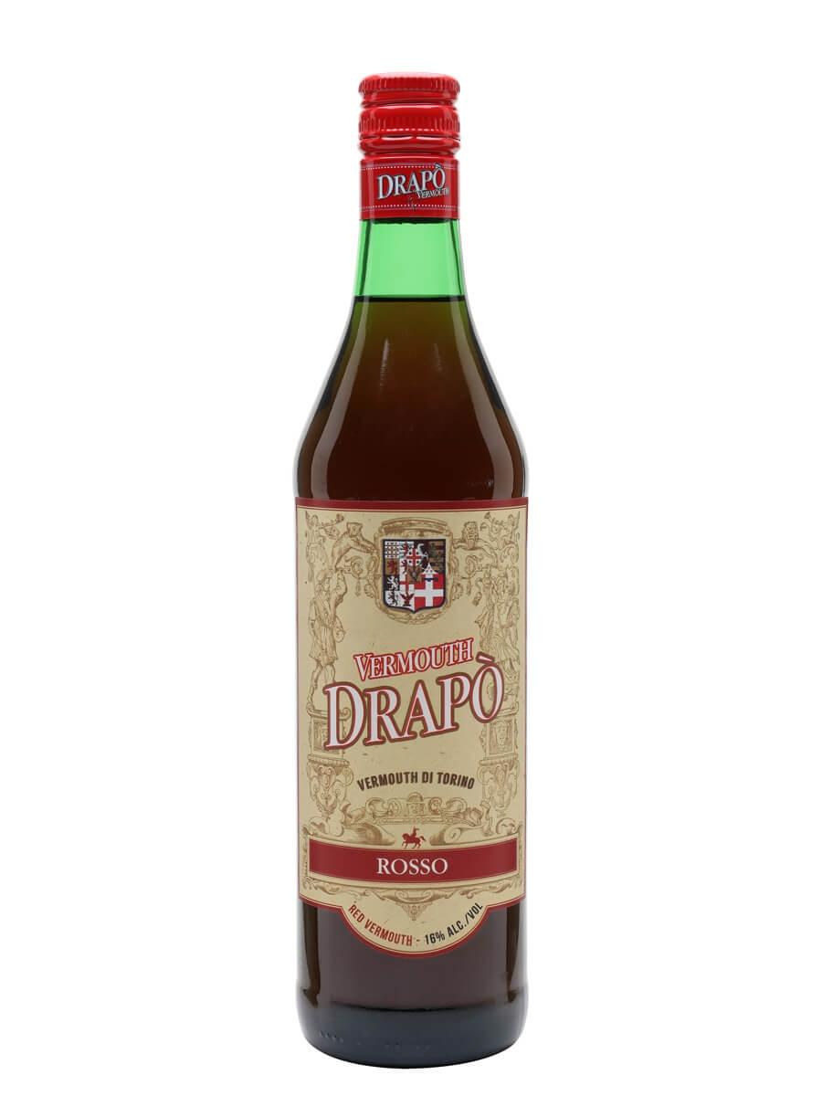 Turin Drapo Rosso Vermouth