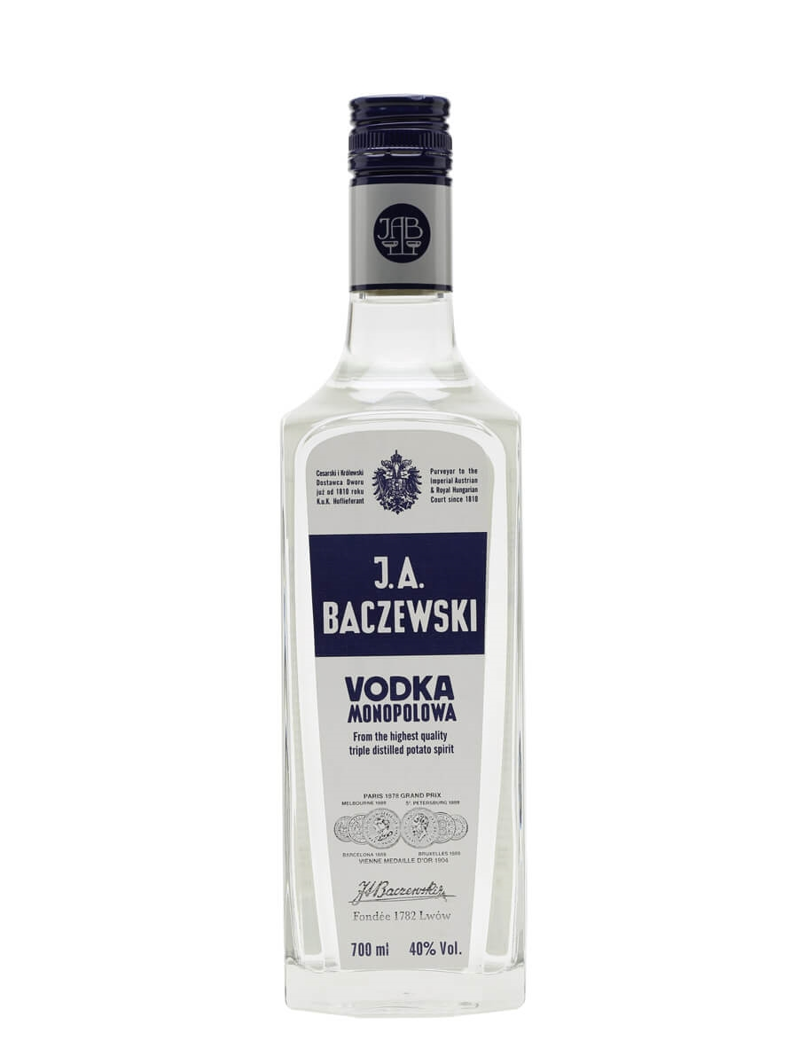 Baczewski Vodka Monopolowa Buy From World S Best Drinks Shop