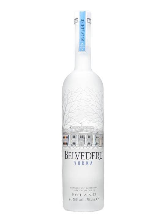 Belvedere Vodka / Light Up Magnum