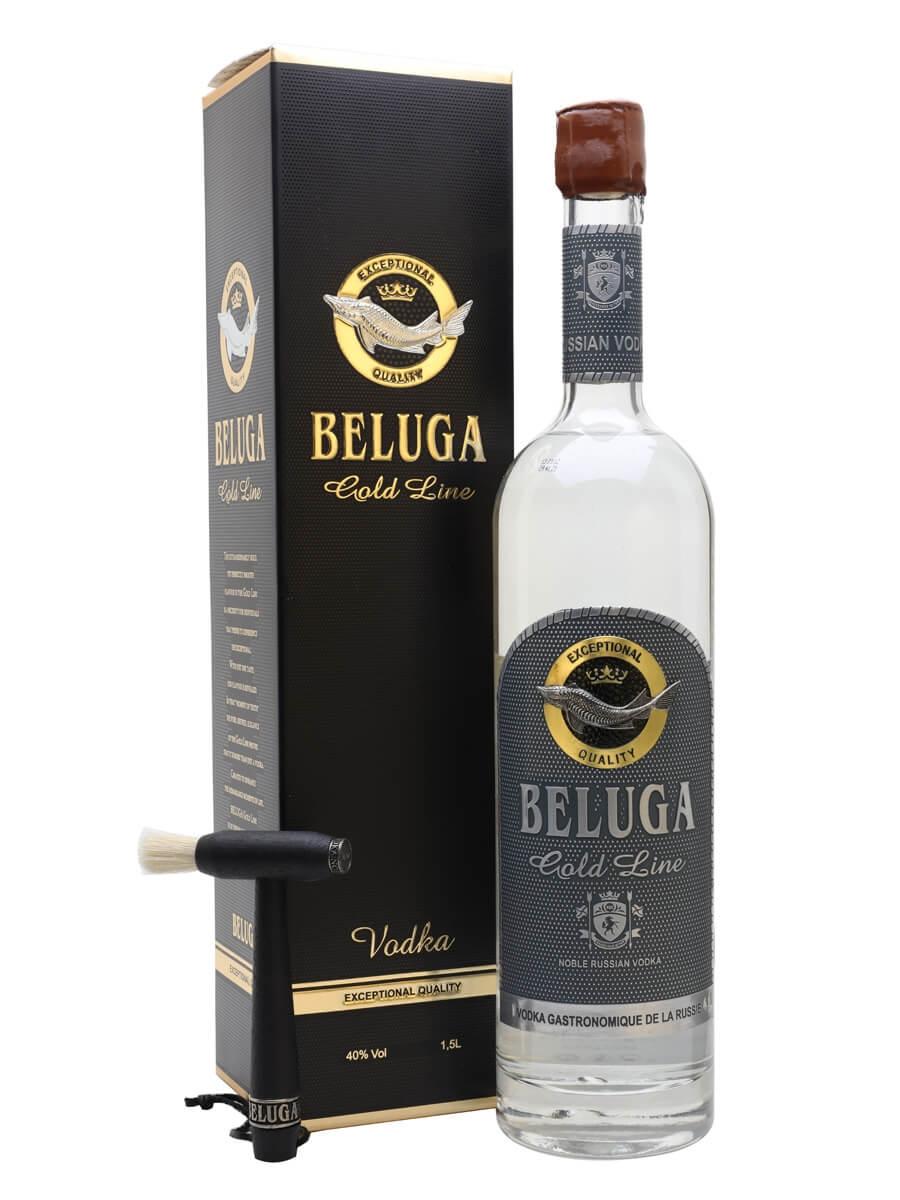 Beluga Gold Line Vodka / Magnum