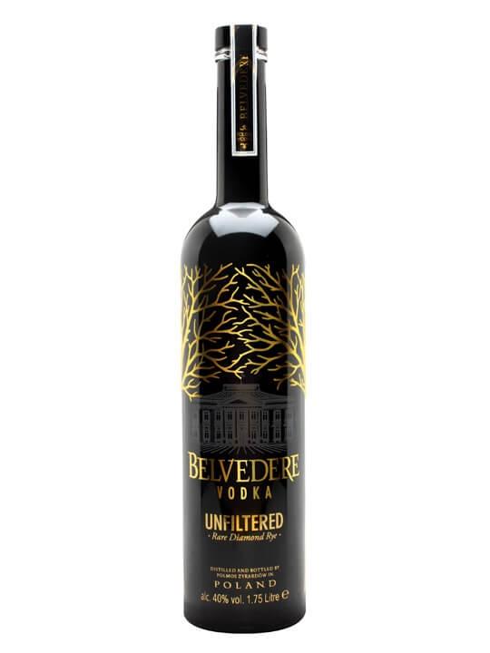 Belvedere Unfiltered Vodka / Diamond Rye / Magnum