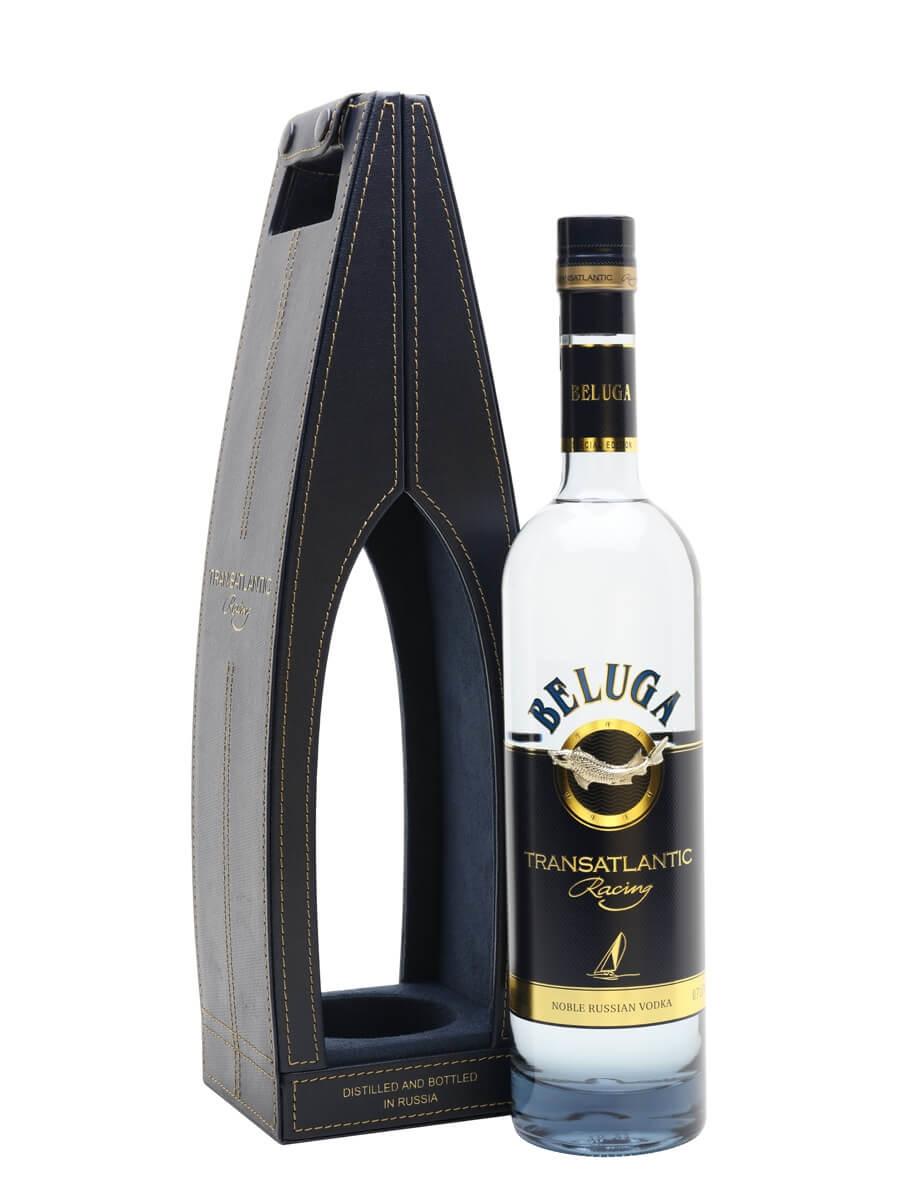 Beluga Transatlantic Racing Vodka / Gift Box