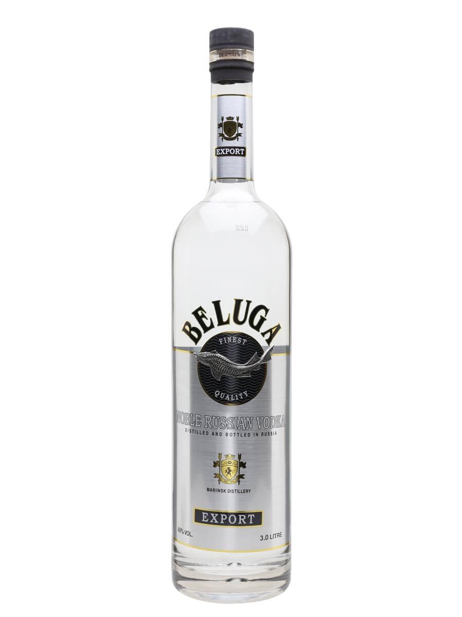 Beluga Noble Russian Vodka / Jeroboam