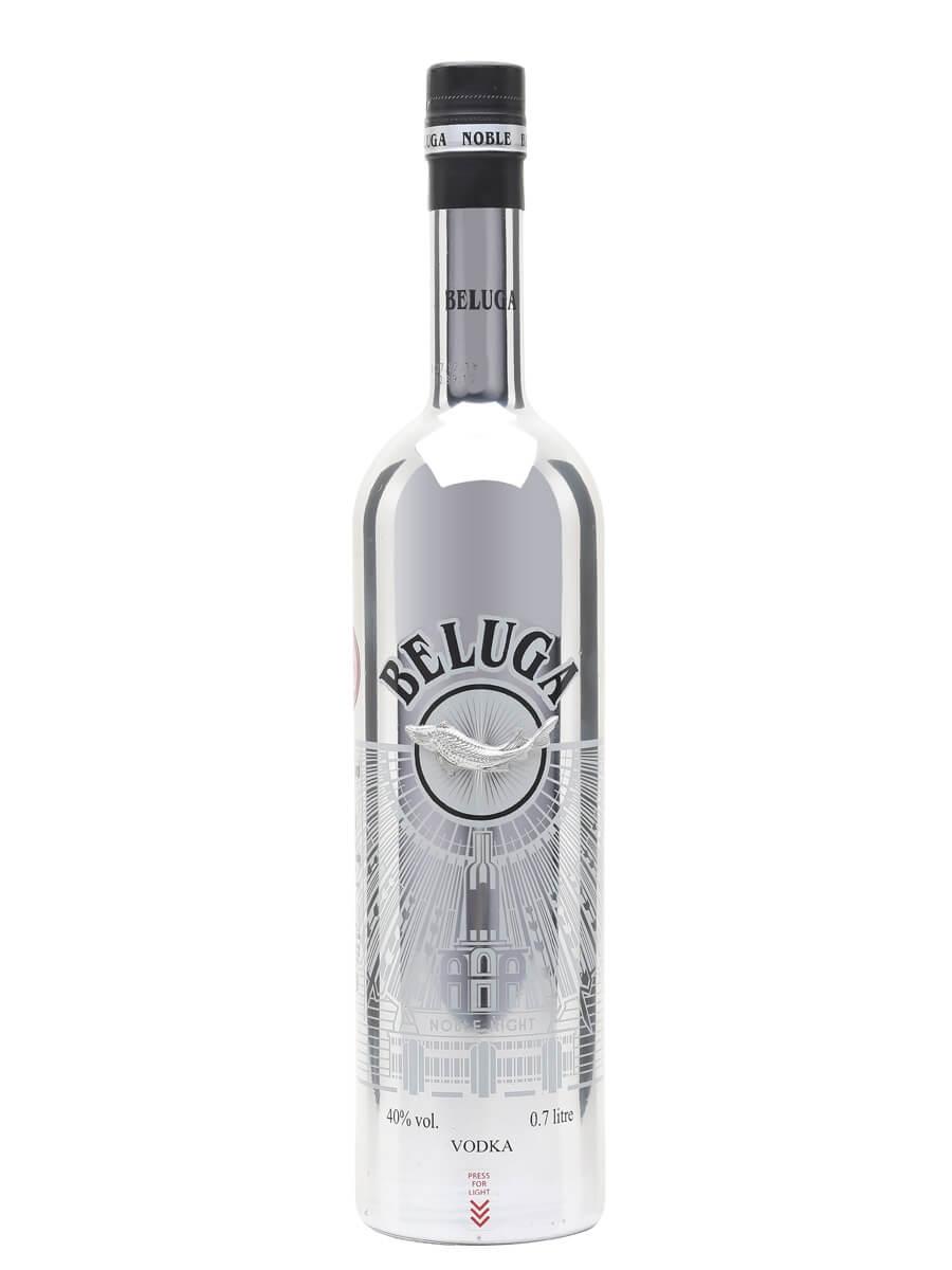 Beluga Noble Vodka / Night Edition