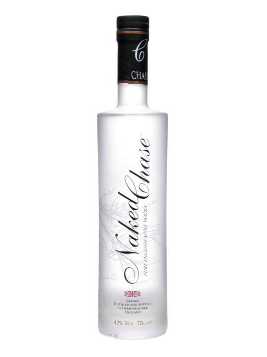 Chase Naked Apple Vodka 70cl, 42% | Rusty Nail Spirits