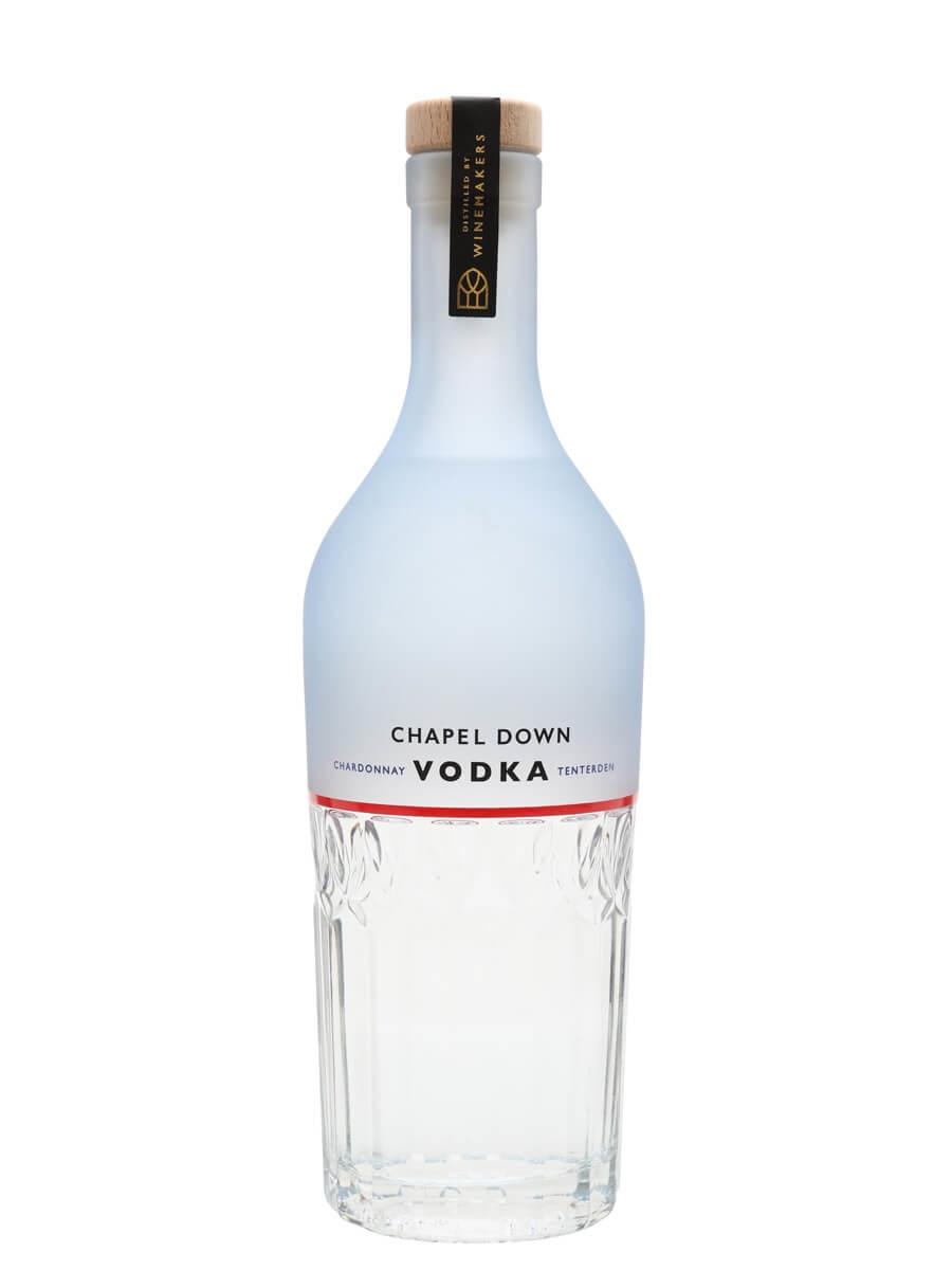 Chapel Down Chardonnay Vodka