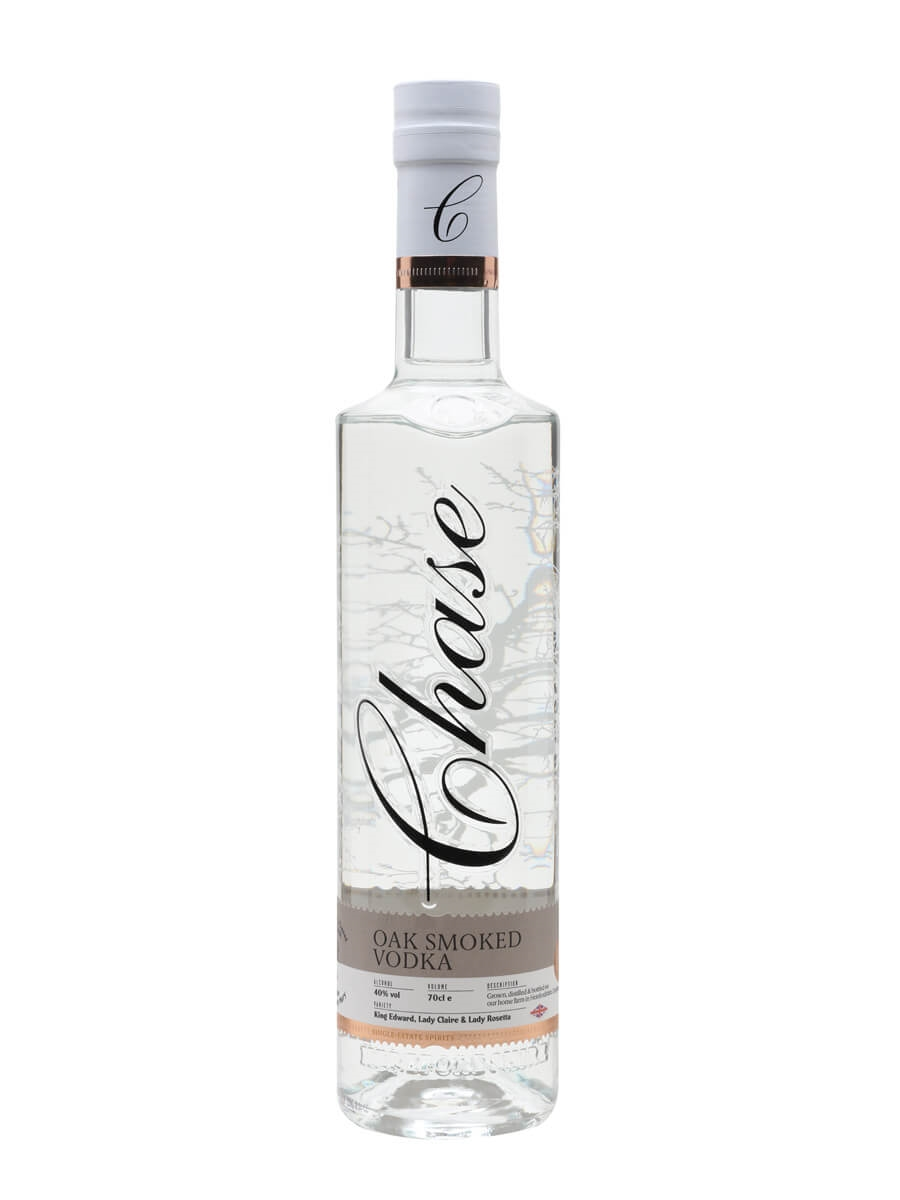 Chase English Oak Smoked Vodka Buy From World S Best