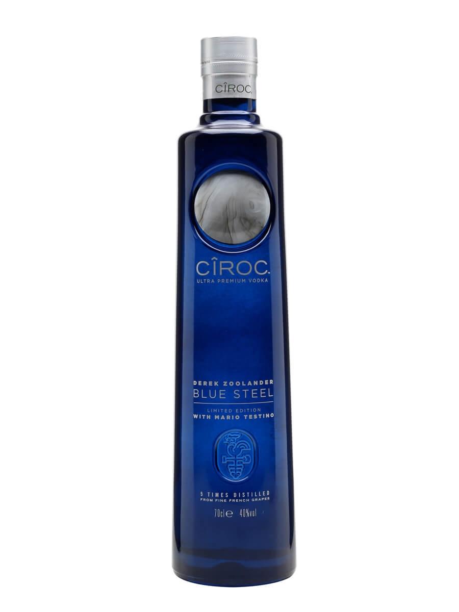 Ciroc Derek Zoolander Blue Steel