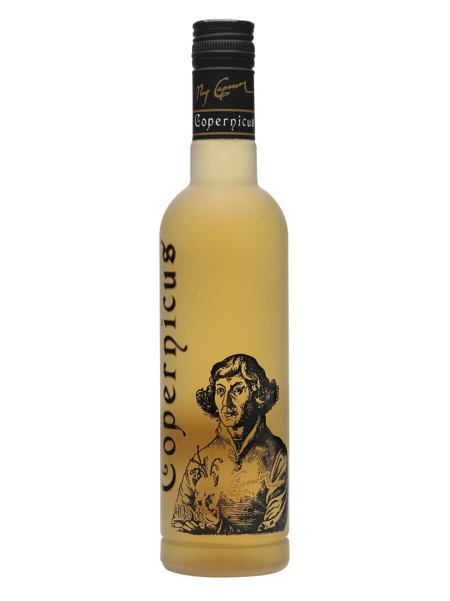 Copernicus Honey Vodka / Polmos