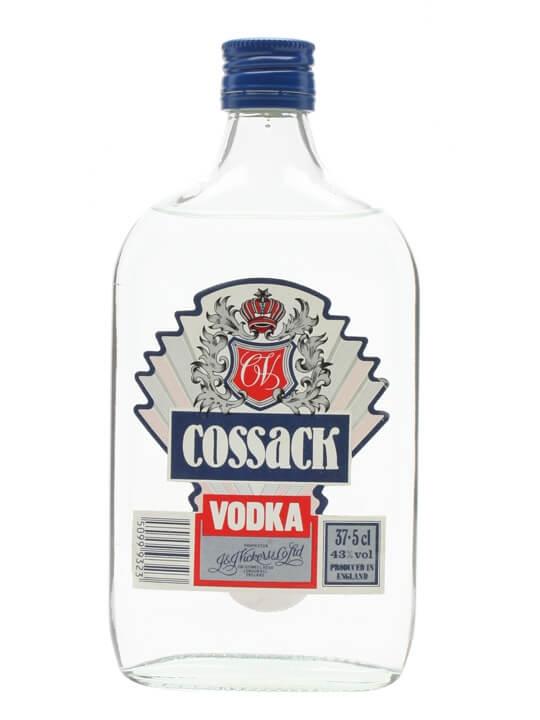 Cossack Vodka / Half bottle
