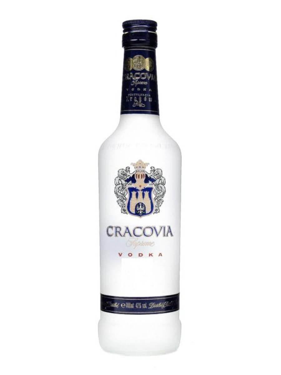 Cracovia Vodka / Polmos
